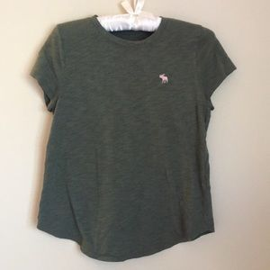Girls Abercrombie kids t shirt